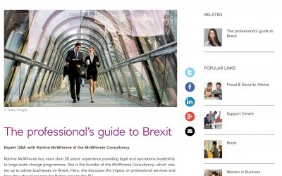 NatWest Content Live: A professional's guide to #Brexit