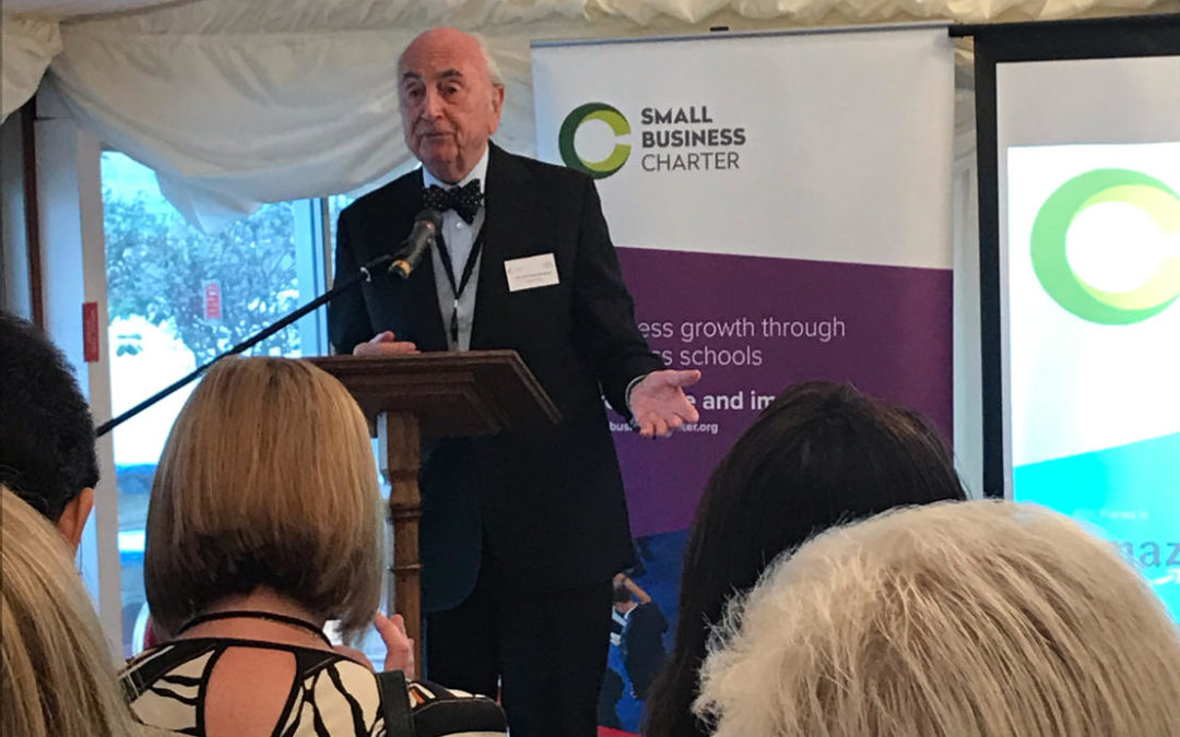 Small Business Charter Summer event at The House of Lords