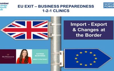 Humber Growth Hub – EU Exit Business Preparedness Clinics
